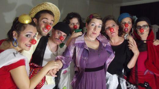 Curso de Clown Grupal Nivel Iniciación - La Barca otro Teatro