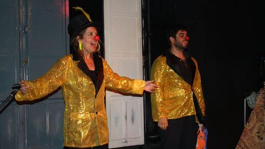 Taller Trimestral Clown Crear - La Barca otro Teatro