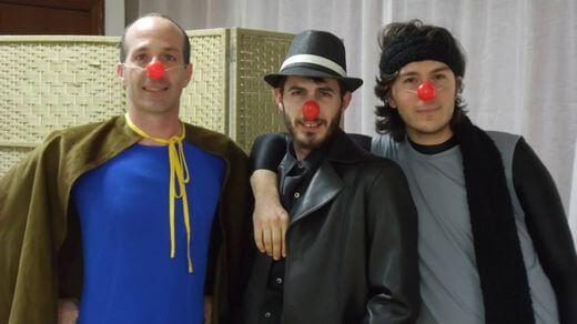 Taller Trimestral Clown Jugar - La Barca otro Teatro